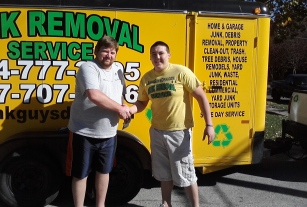Dallas Junk Removal, junk removal service, dallas